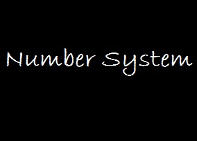 Number System aptitude Concepts